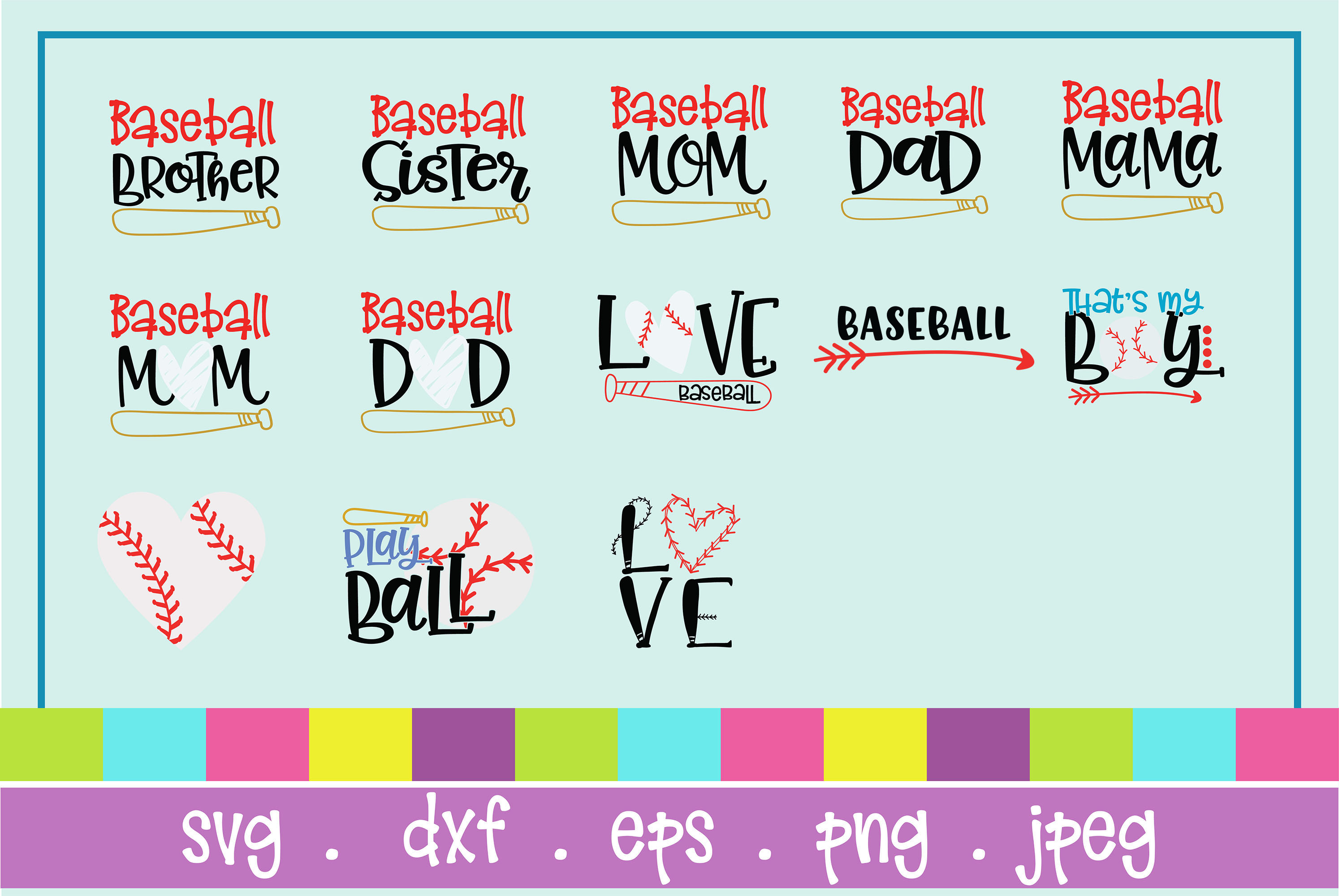 The Huge SVG Bundle Vol 2, 500 Cutting files, SVG, DXF,PNG example image 28