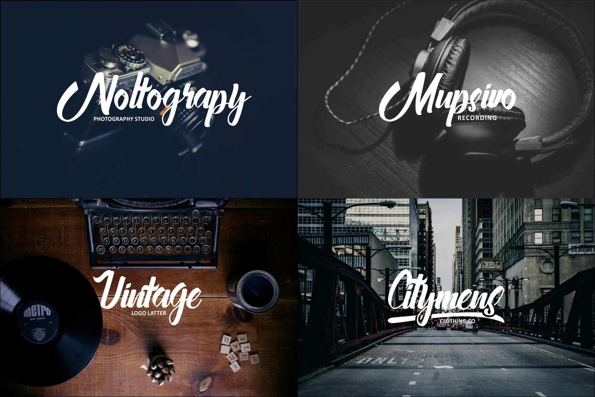 Stayhend - script & sans (30% OFF) example image 4