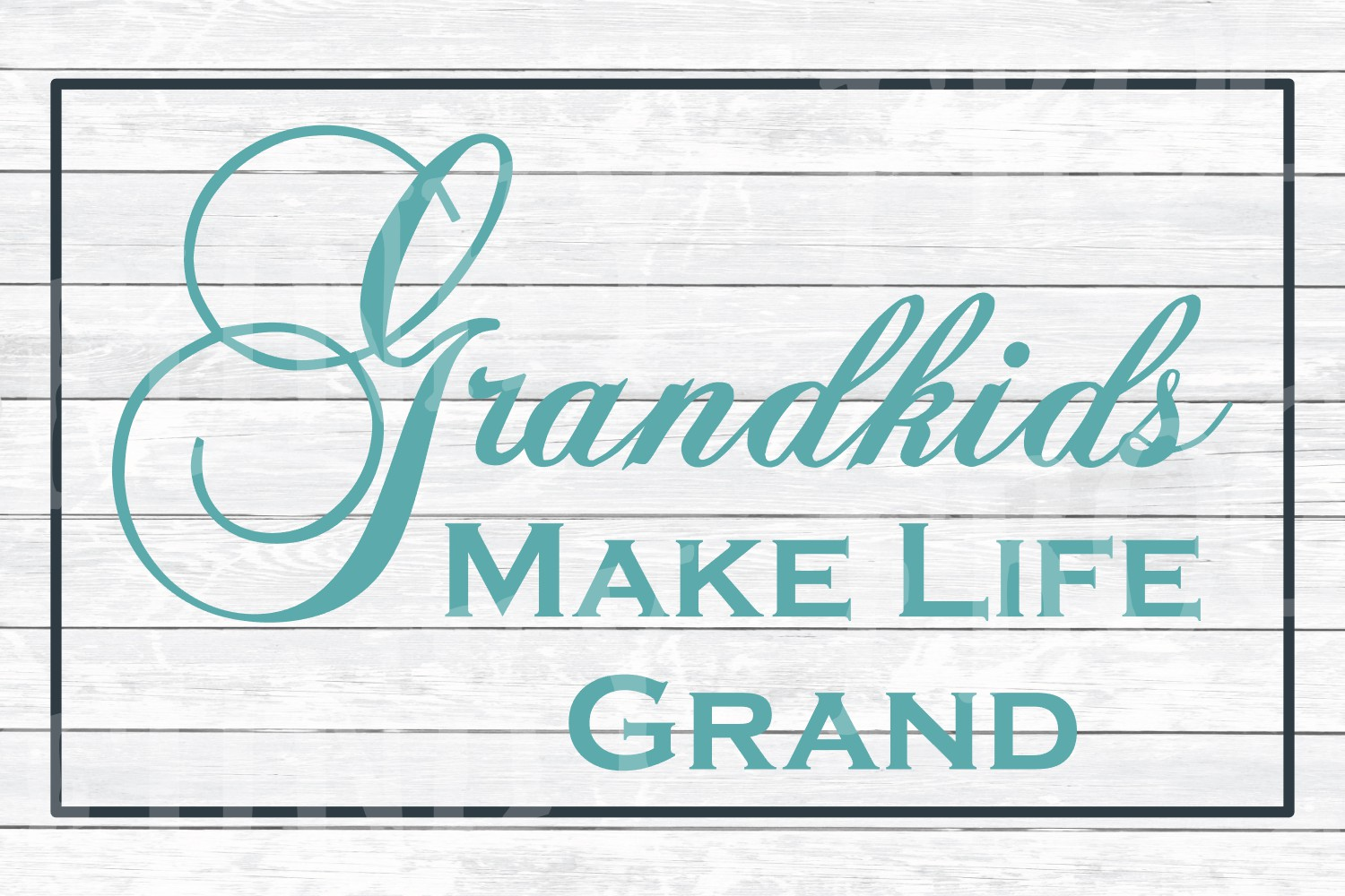 Grandparent Designs Bundle, SVG Cut Files for Crafters example image 4