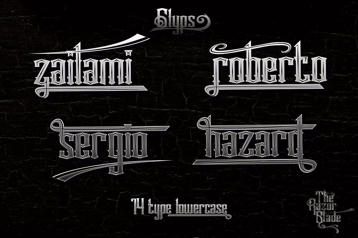 The Razor Blade example image 4