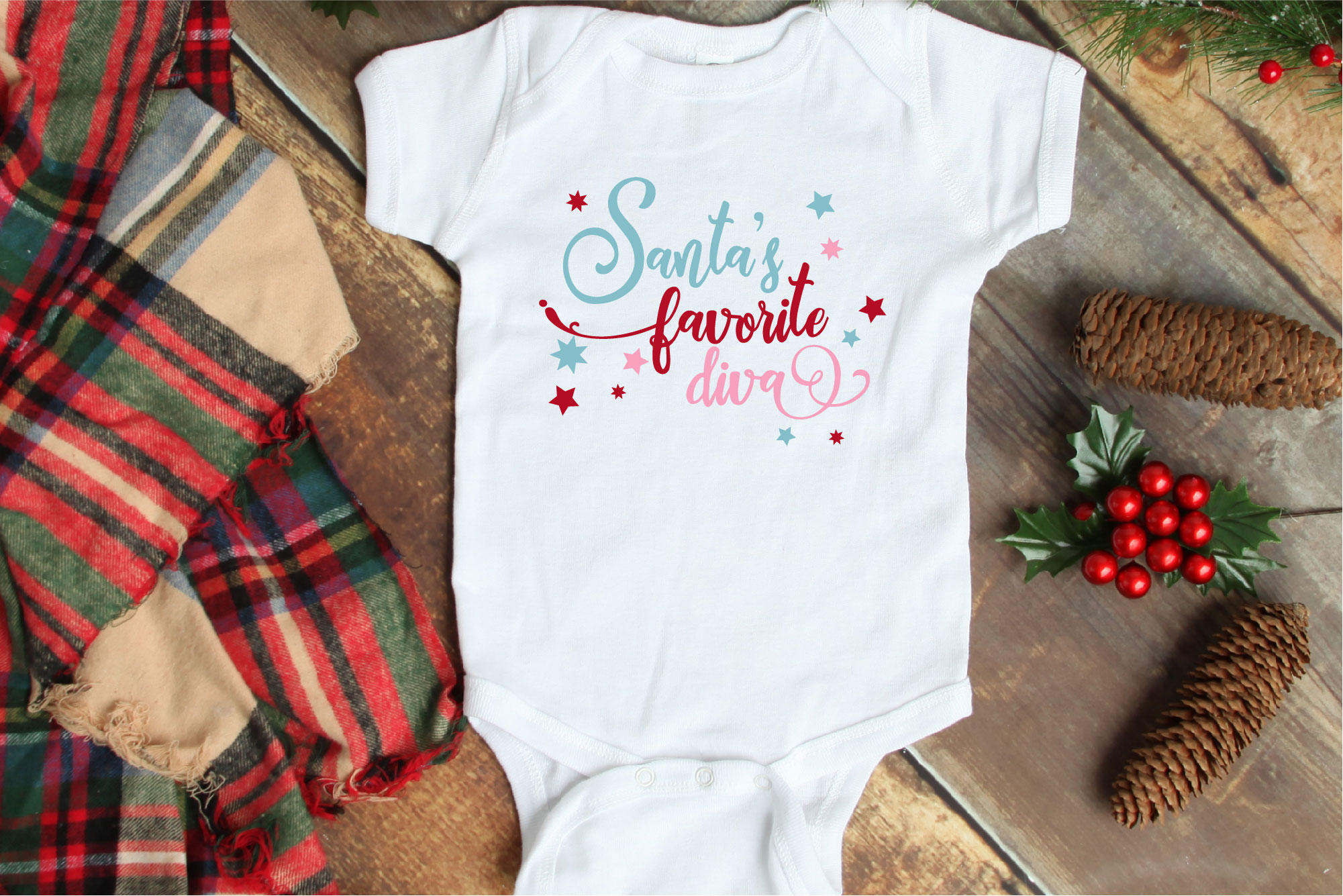 Christmas SVG, Santa Christmas Bundle, Ho Ho Ho Sublimation example image 4
