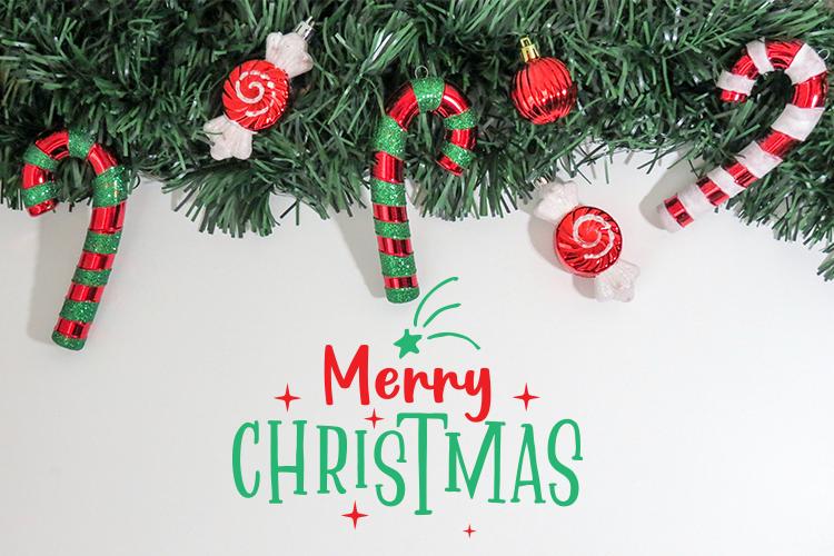 Christmas SVG Bundle example image 4