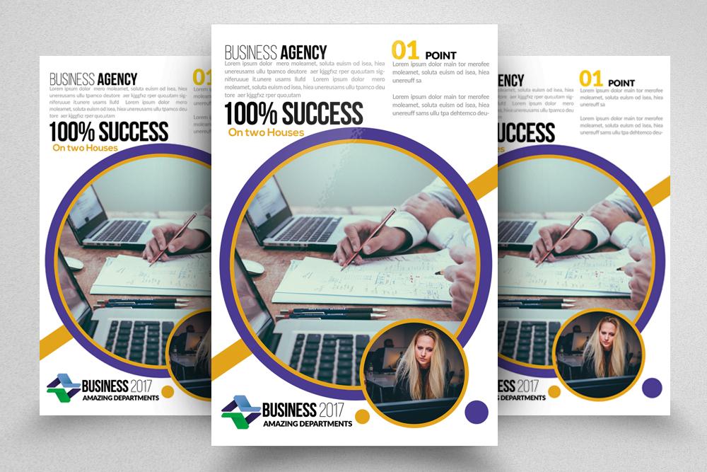 10 Multi Use Business Flyers Bundle example image 11