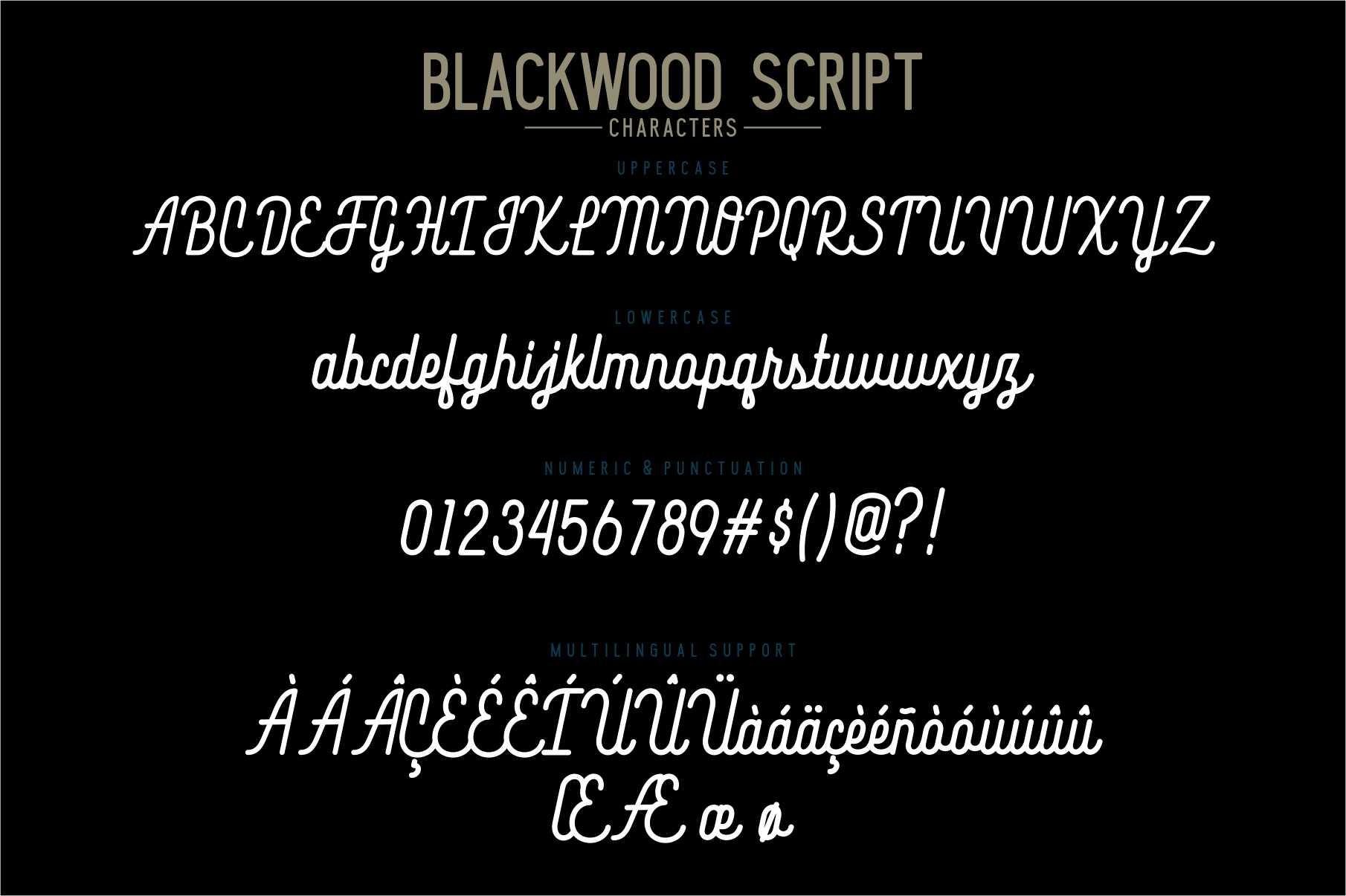 Blackwood example image 9
