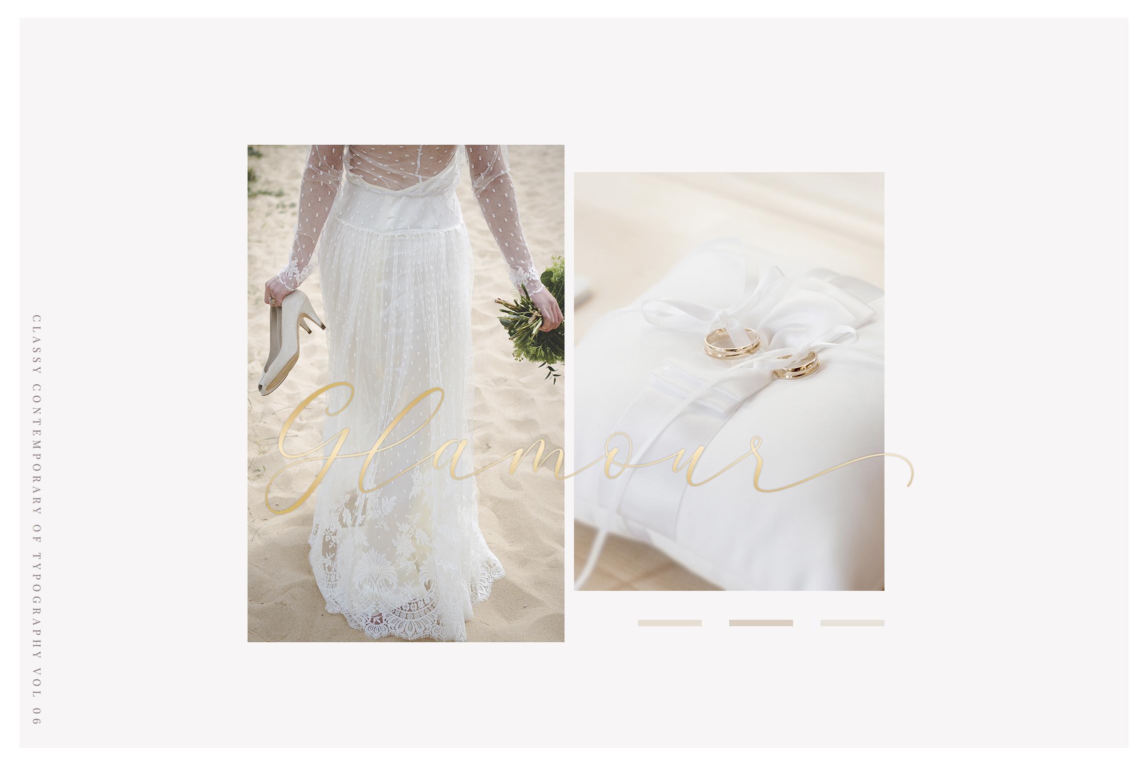 Antara Script Wedding Font example image 10
