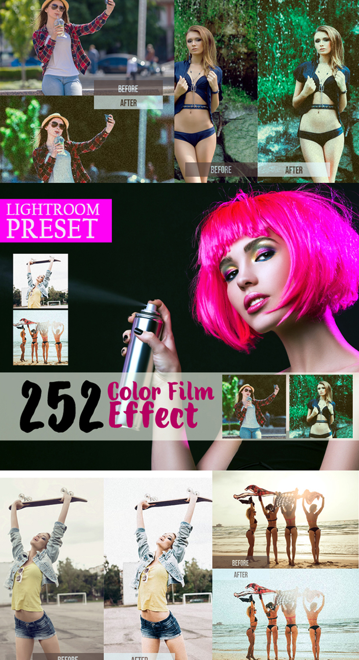 5,900+ Premium Lightroom Presets example image 2