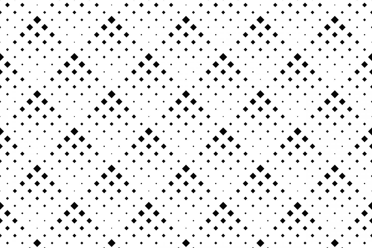 24 Seamless Square Patterns example image 3