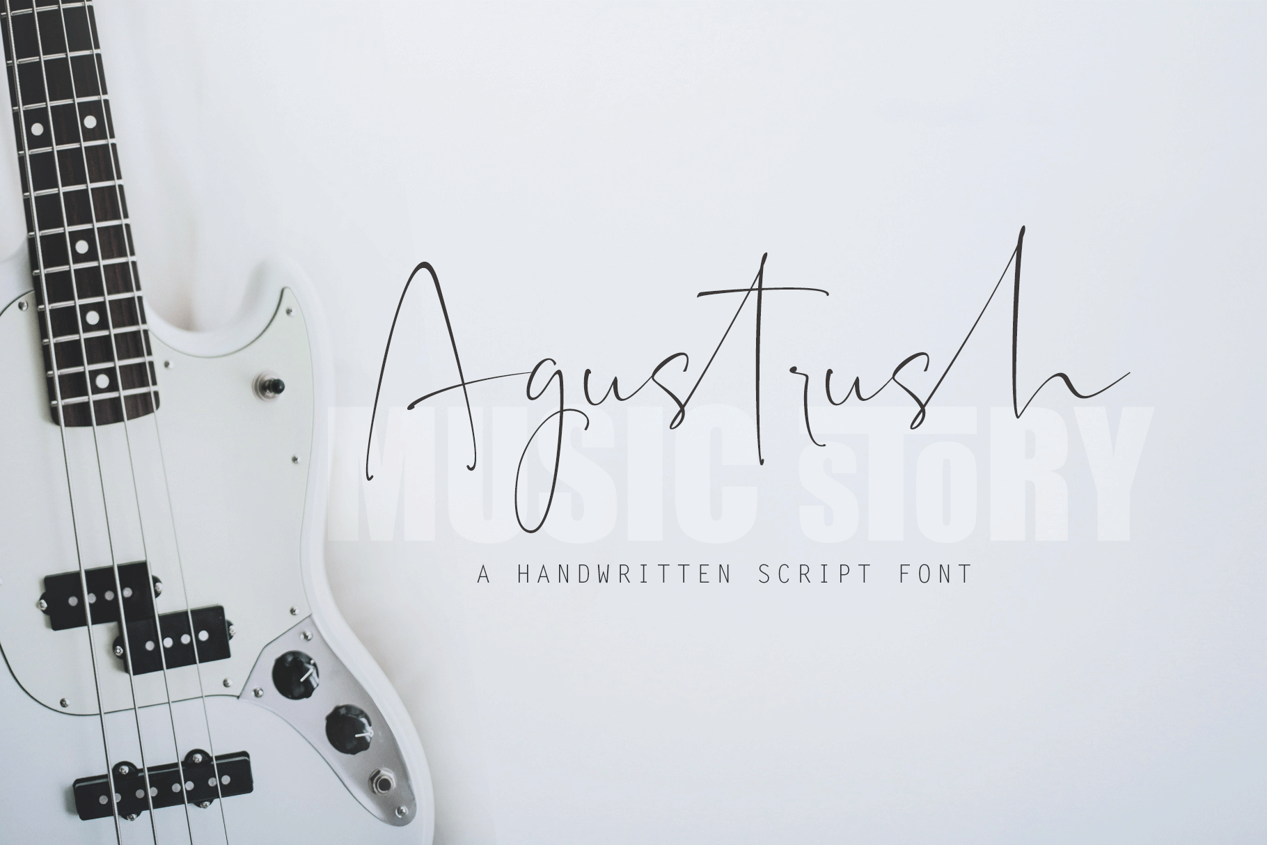 Agustrush example image 1