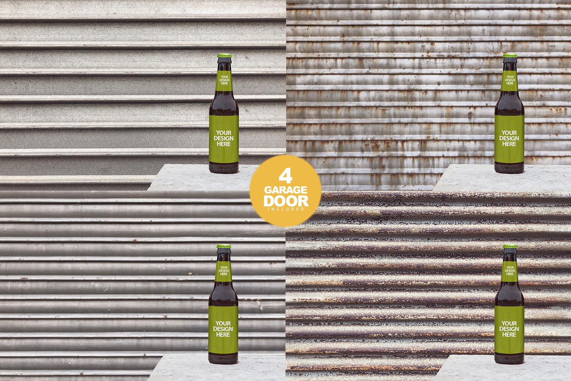 Garage Beer Mockup example image 4