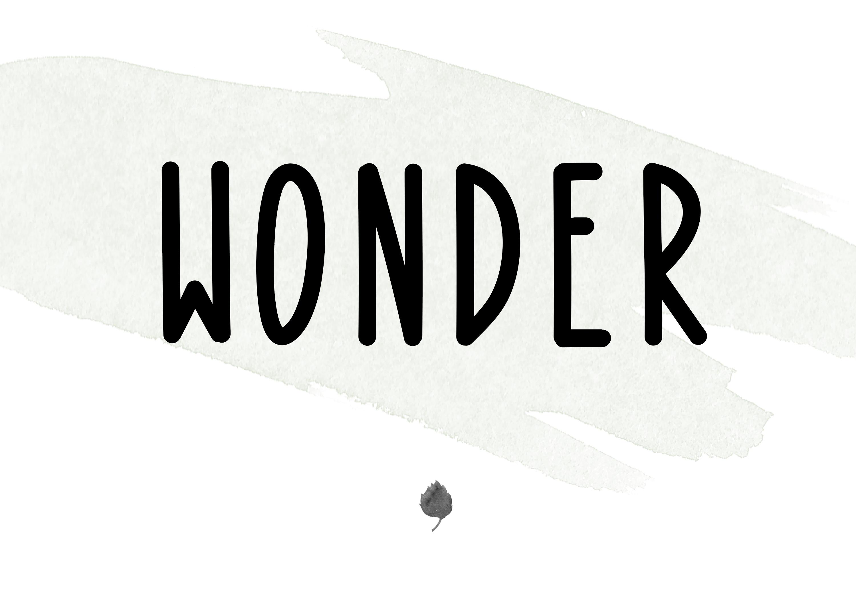 Bonfire - A Bold Handwritten Font example image 3