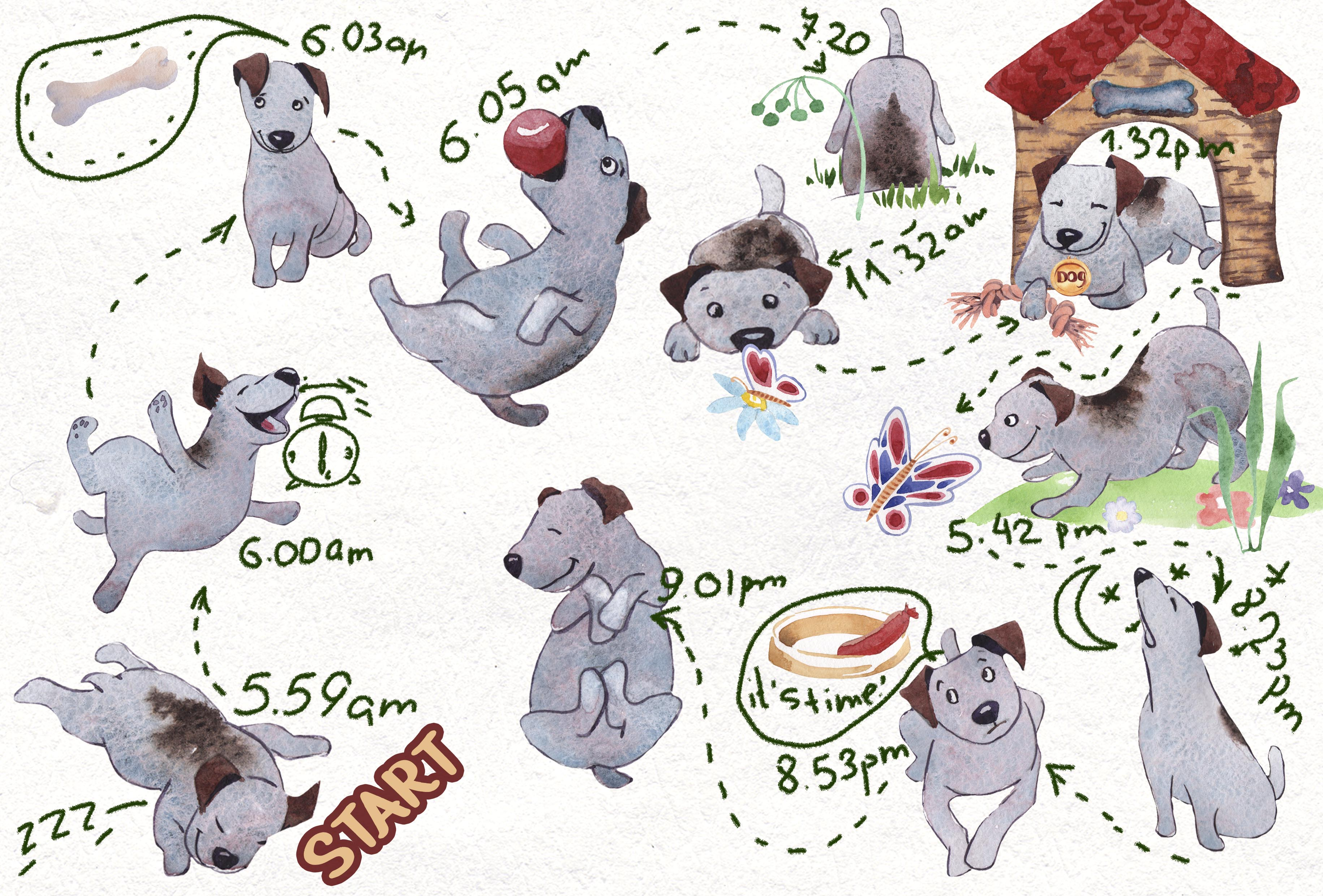 Puppy Dogs example image 2