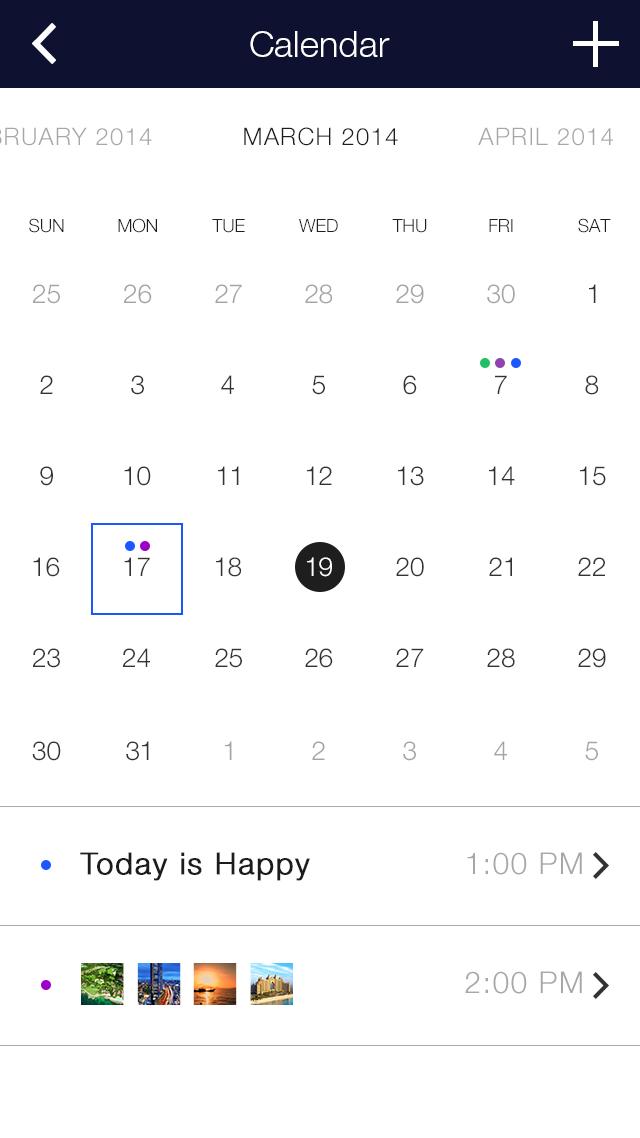 My Diary - UI Mobile Kit example image 9