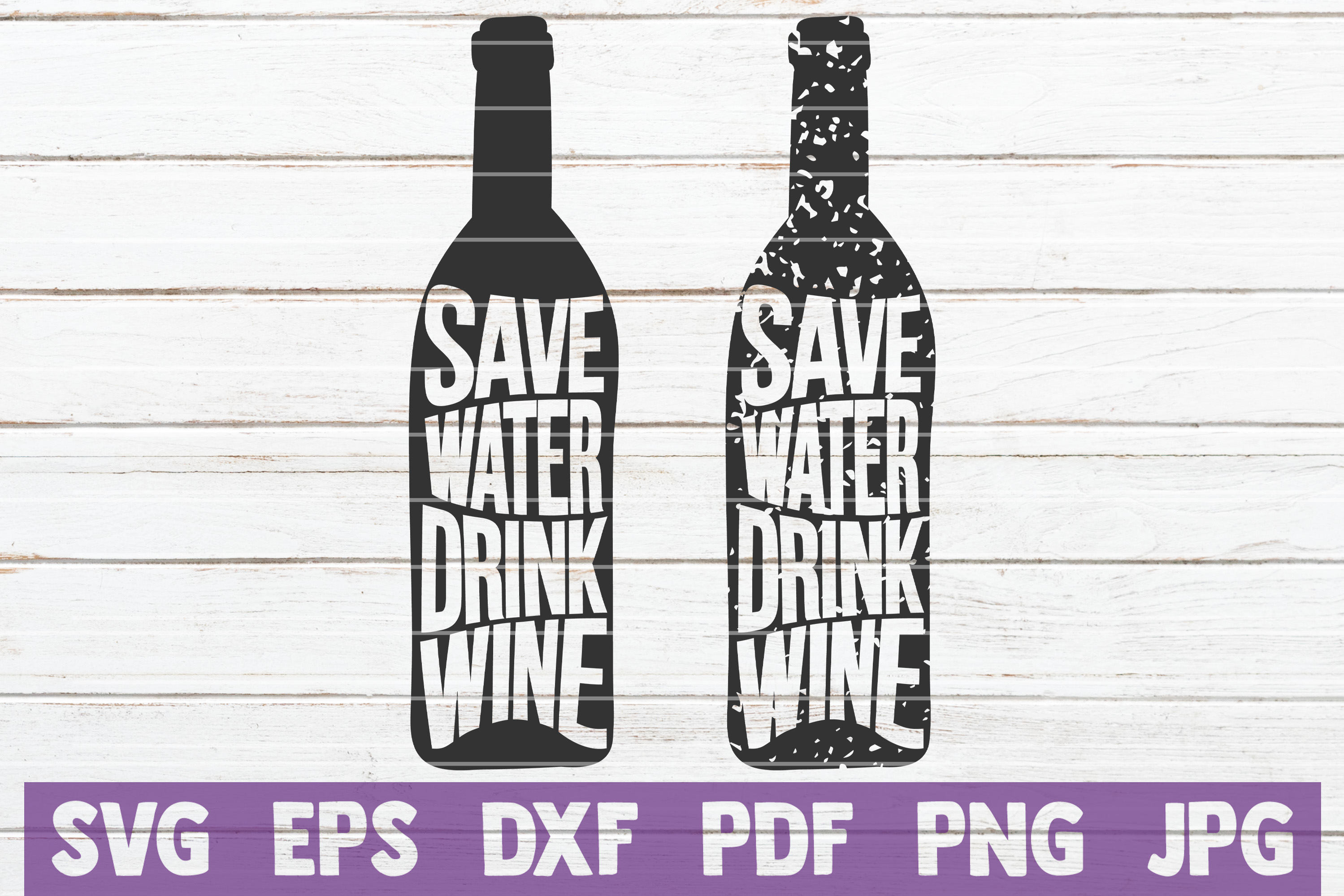 Wine SVG Bundle | commercial use | SVG cut files example image 19