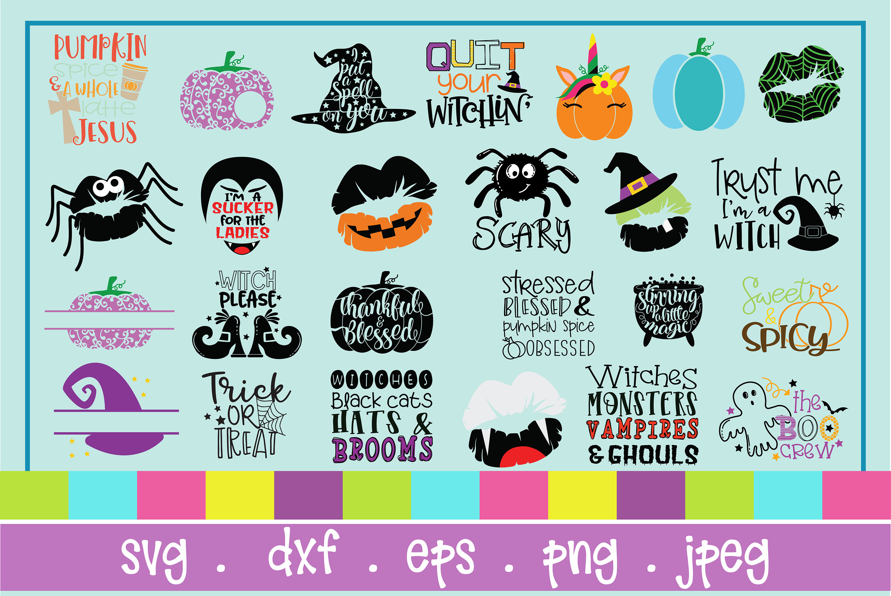 The Huge SVG Bundle Vol 2, 500 Cutting files, SVG, DXF,PNG example image 20