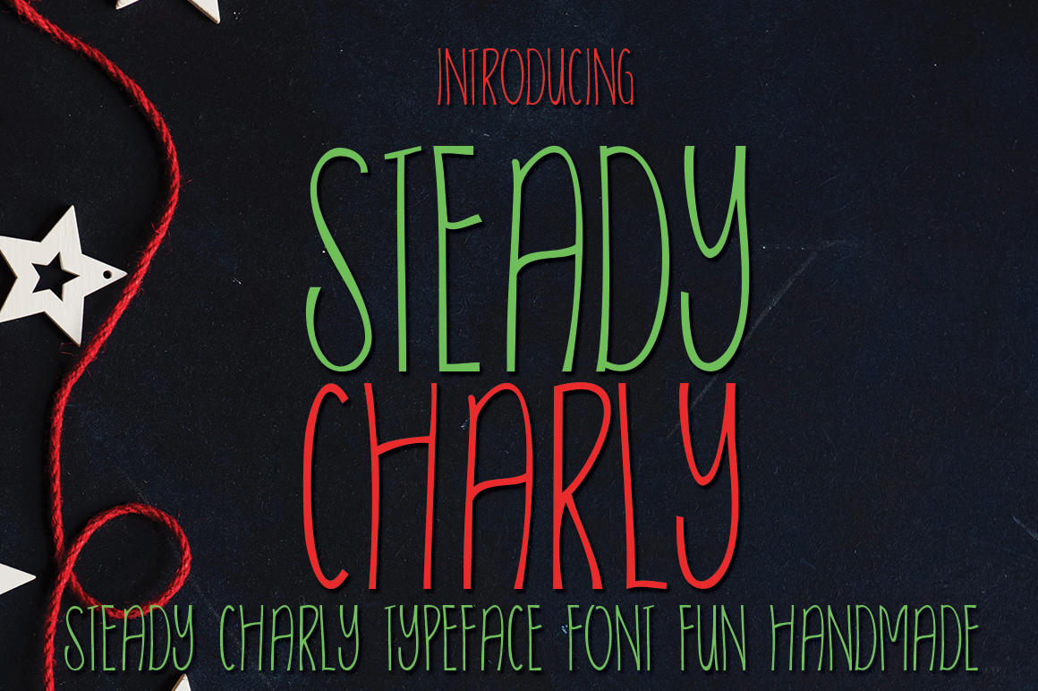 STEADY CHARLY example image 1