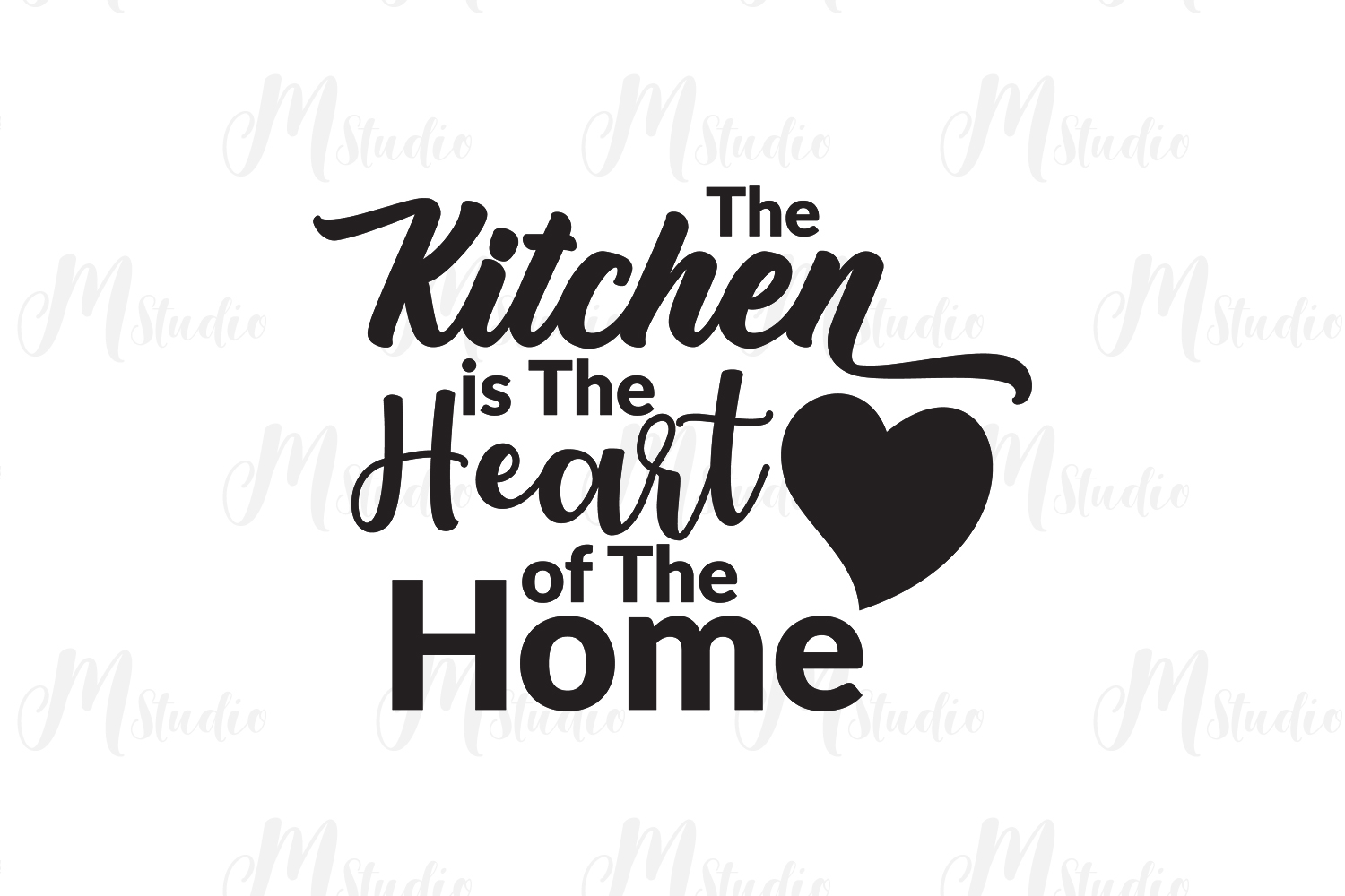 Kitchen Quotes svg bundle example image 4