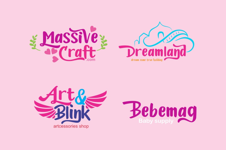 Candylove - Playful hand lettering brush font example image 4