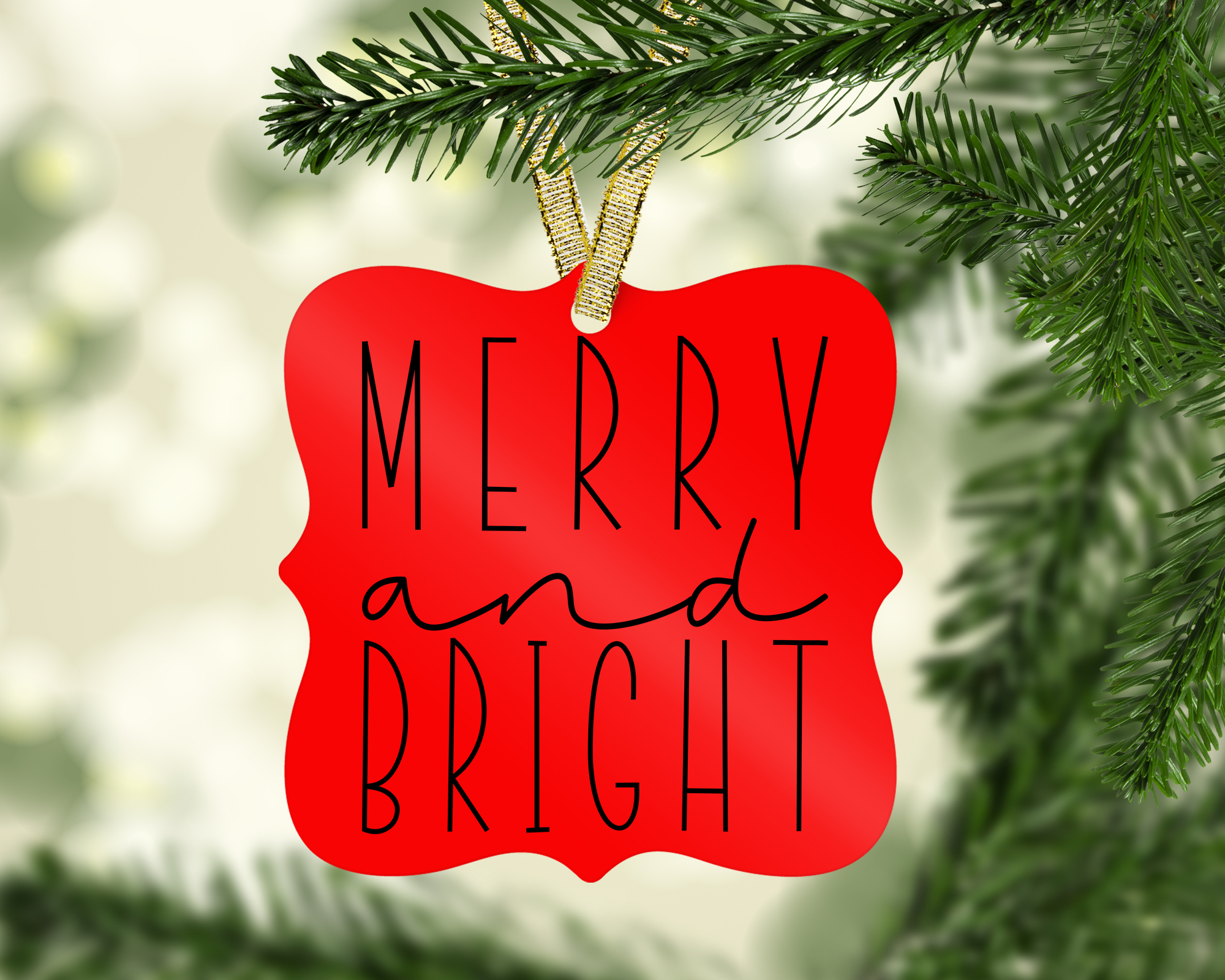 Merry and Bright example image 3