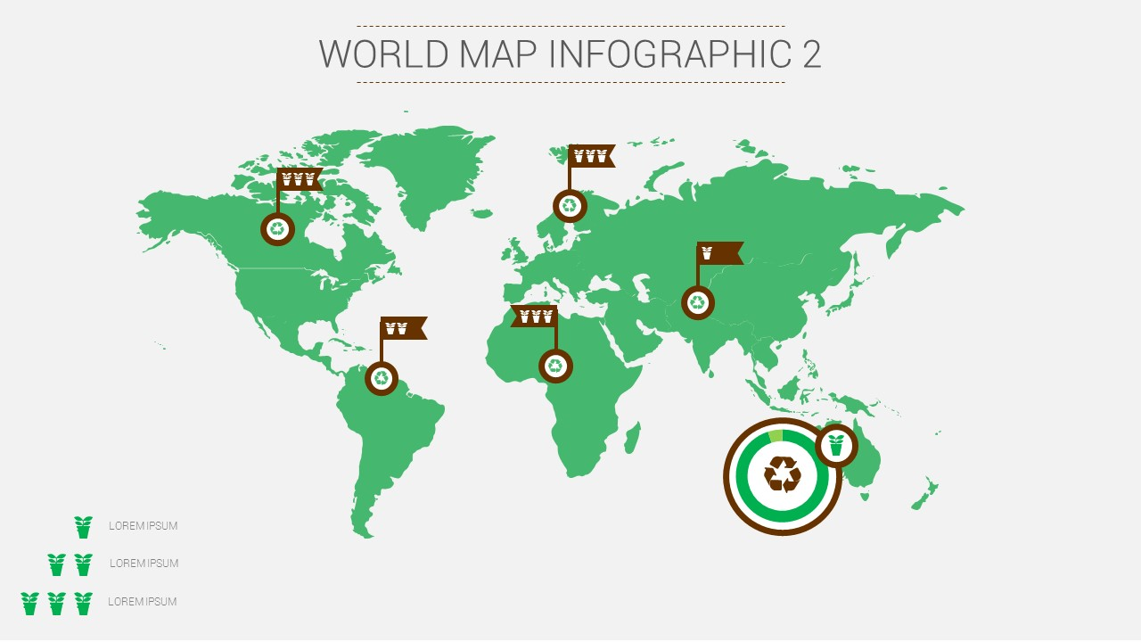Smart world map infographics by renure design bundles smart world map infographics example image 19 gumiabroncs Gallery