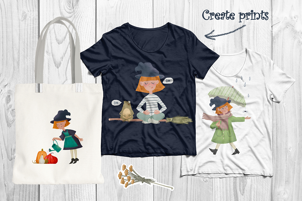 Little Witch collection example image 4
