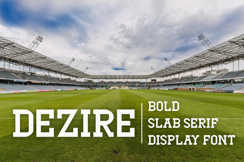 Dezire - Bold example image 2