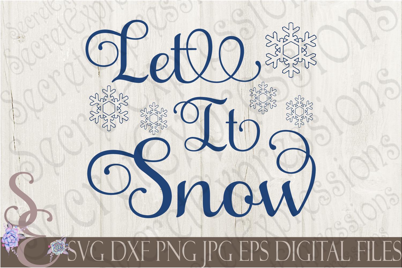 Winter SVG Bundle 10 Designs example image 7
