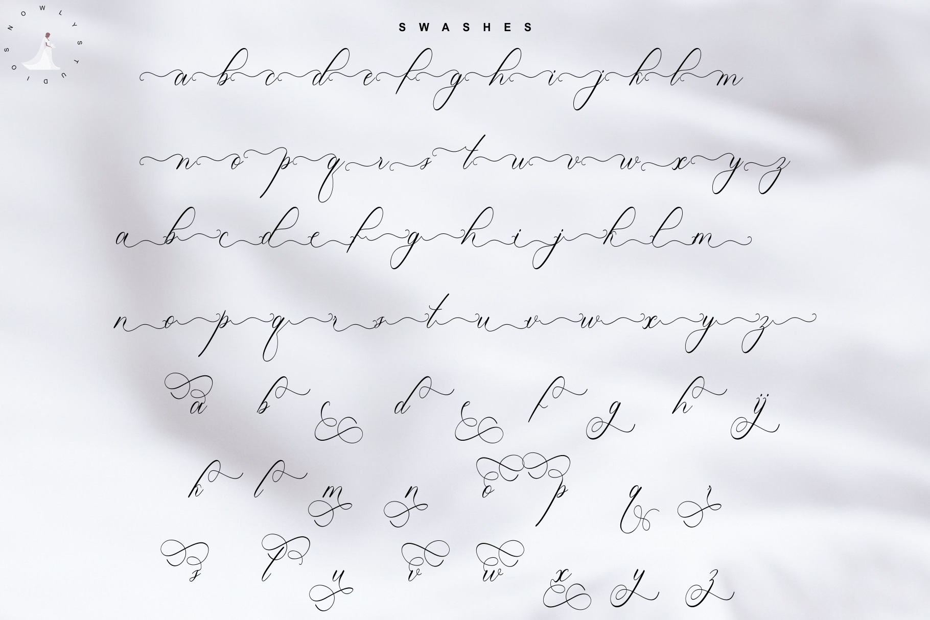 Lucianda Script example image 8