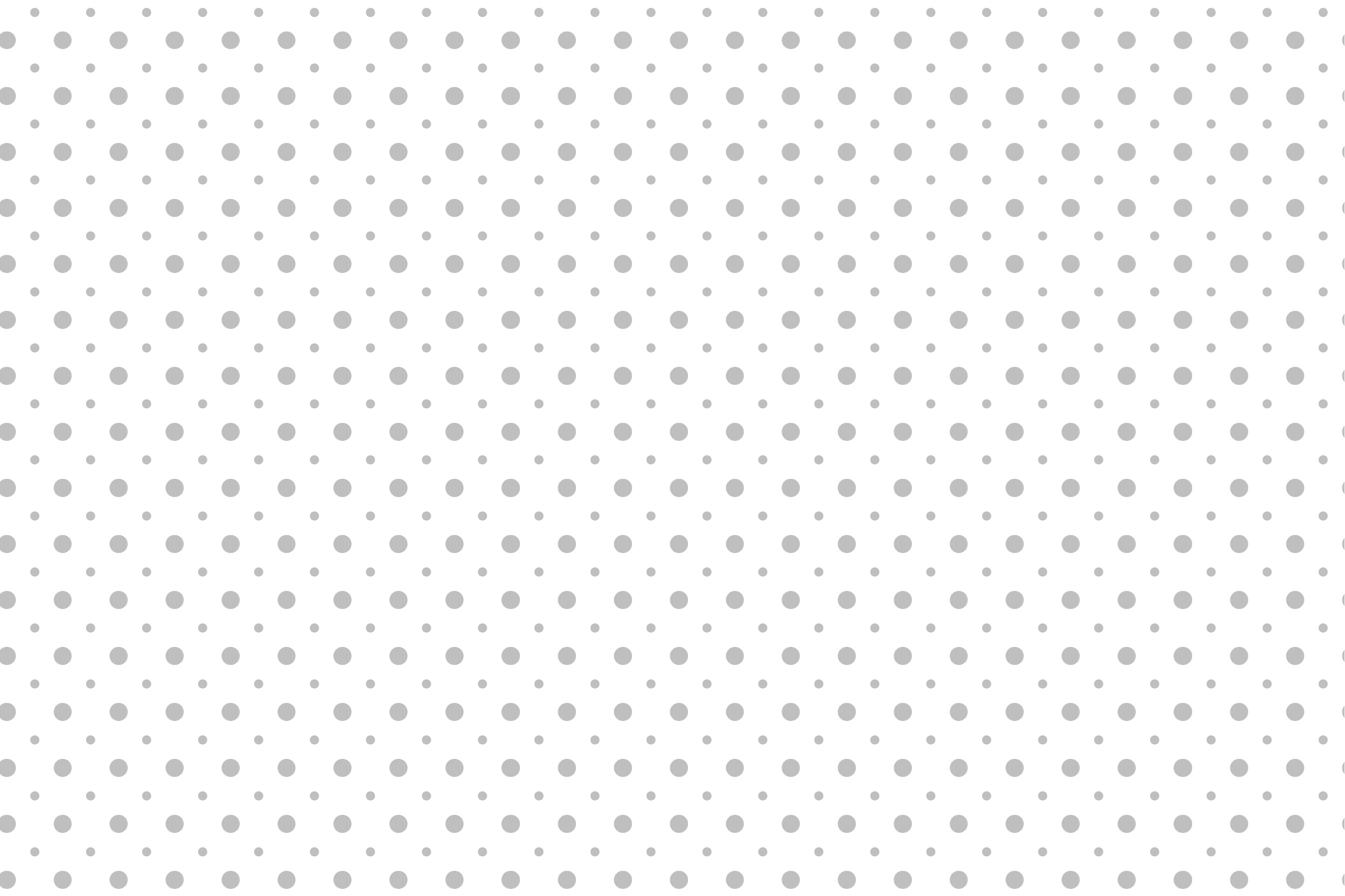 Set of dotted seamless patterns. example image 7
