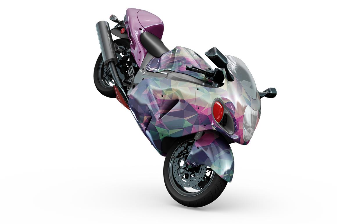 Motorcycle Mockup example image 15
