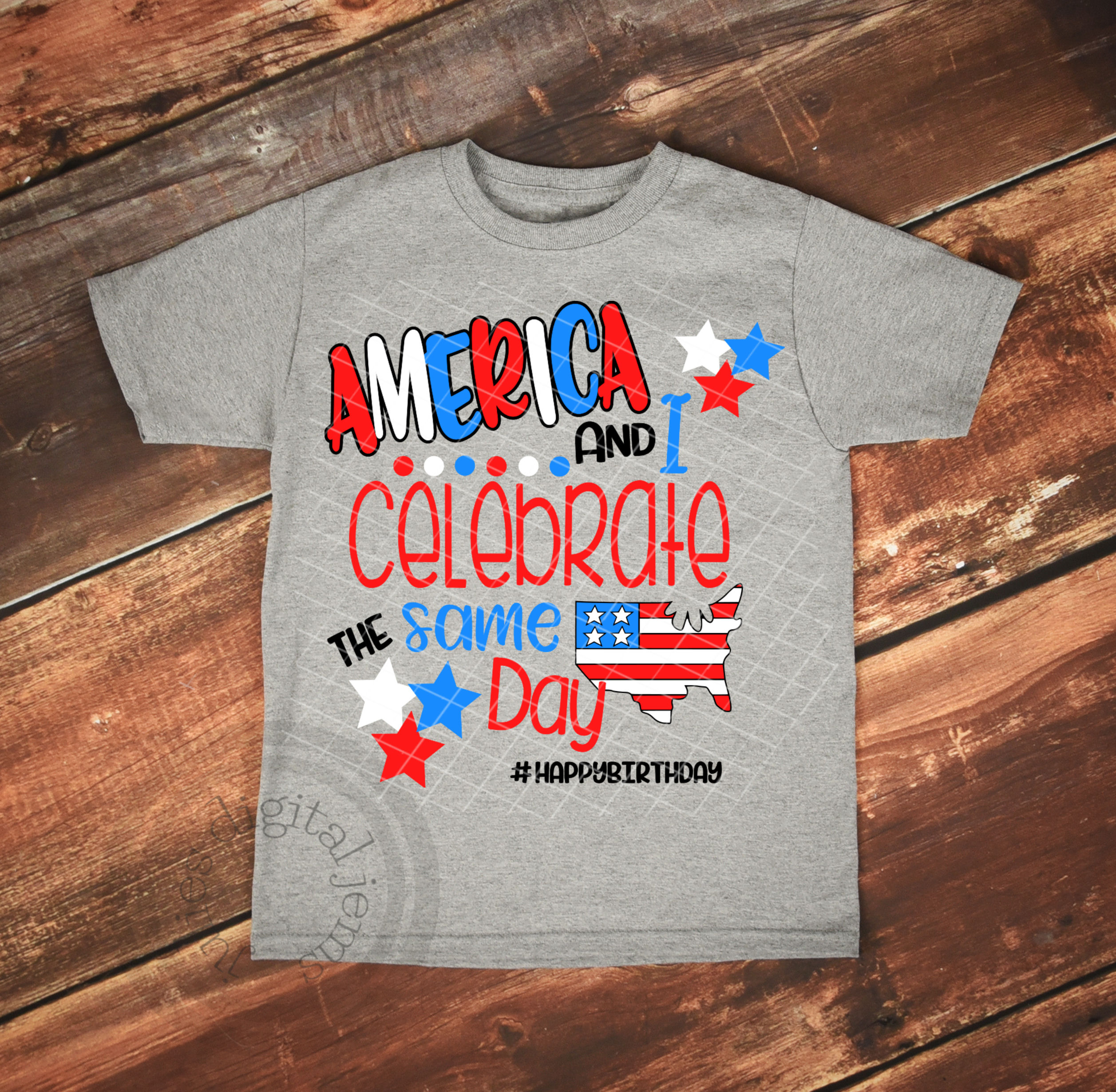 4th Of July Birthday Shirt Svg My Is The