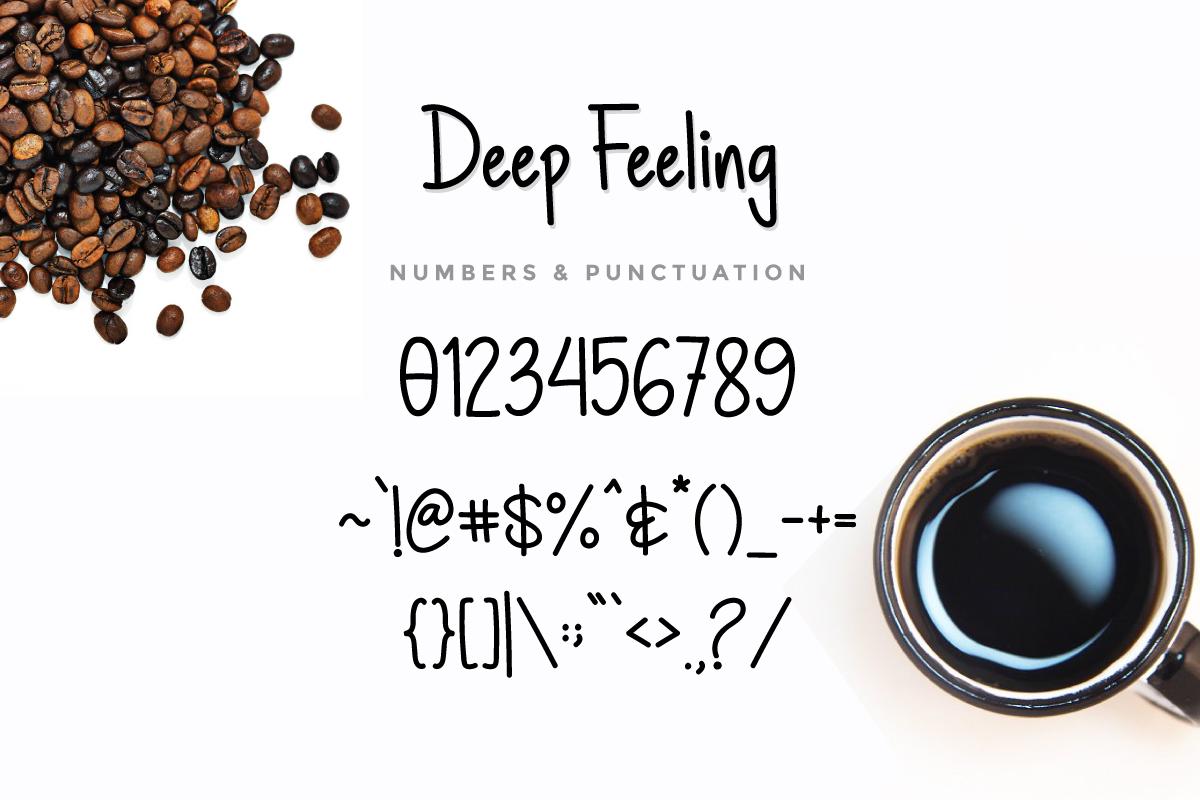 Deep Feeling example image 5