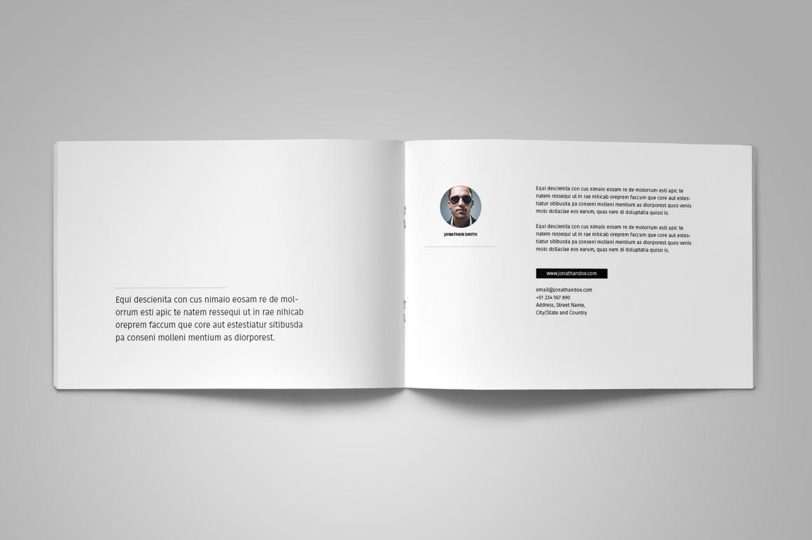 Portfolio Brochure Template example image 14
