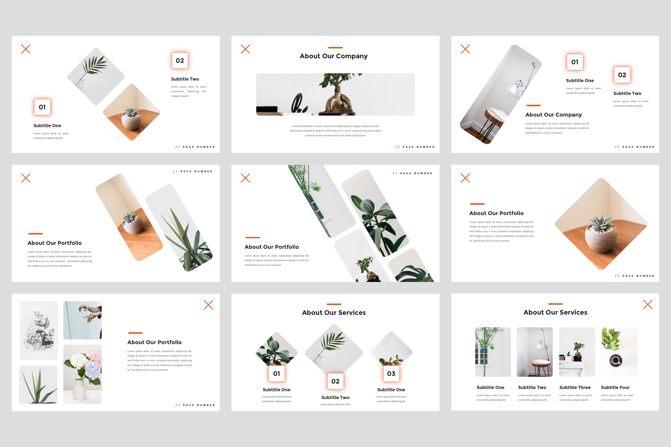 Time - Creative Google Slides Template example image 3