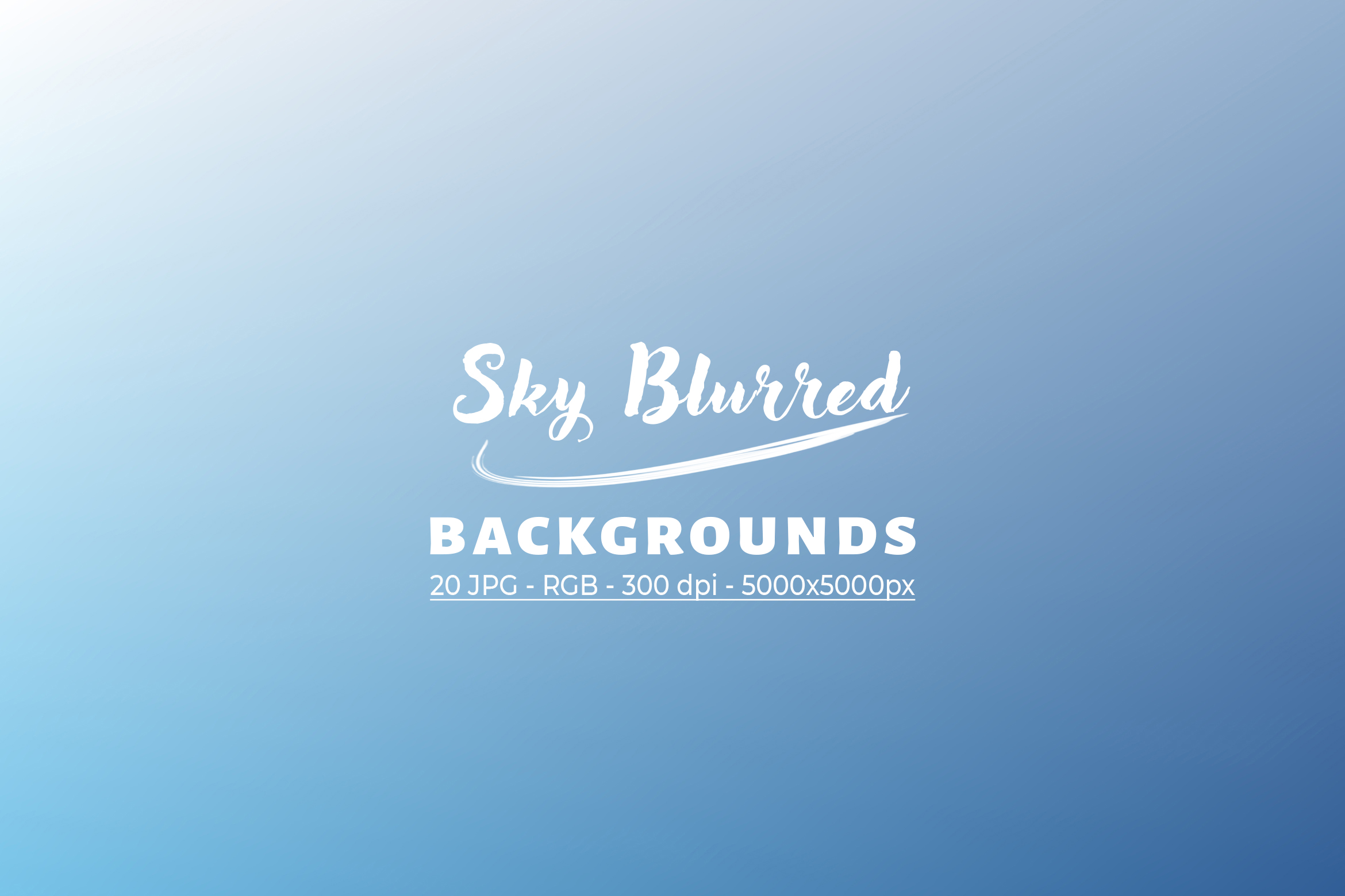 20 Sky Blurred Backgrounds JPG in High Resolution example image 5
