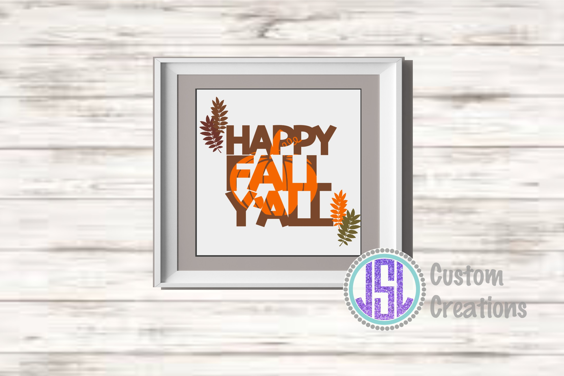 Fall Bundle Set of 23| SVG DXF EPS PNG Cut Files example image 9
