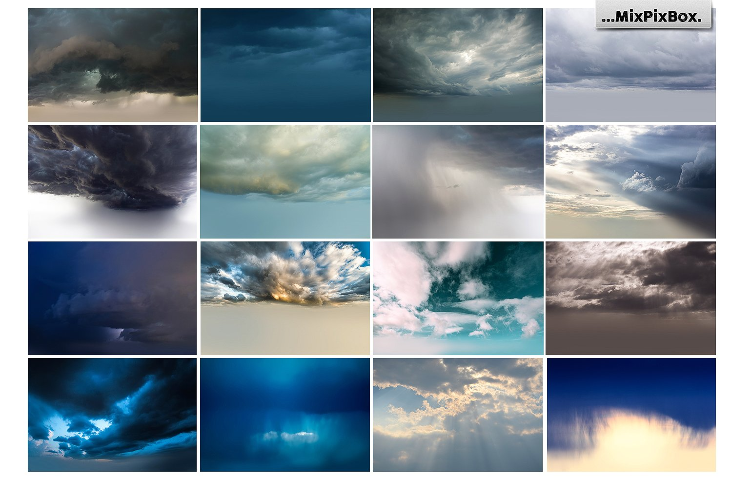 Stormy Sky Overlays example image 5