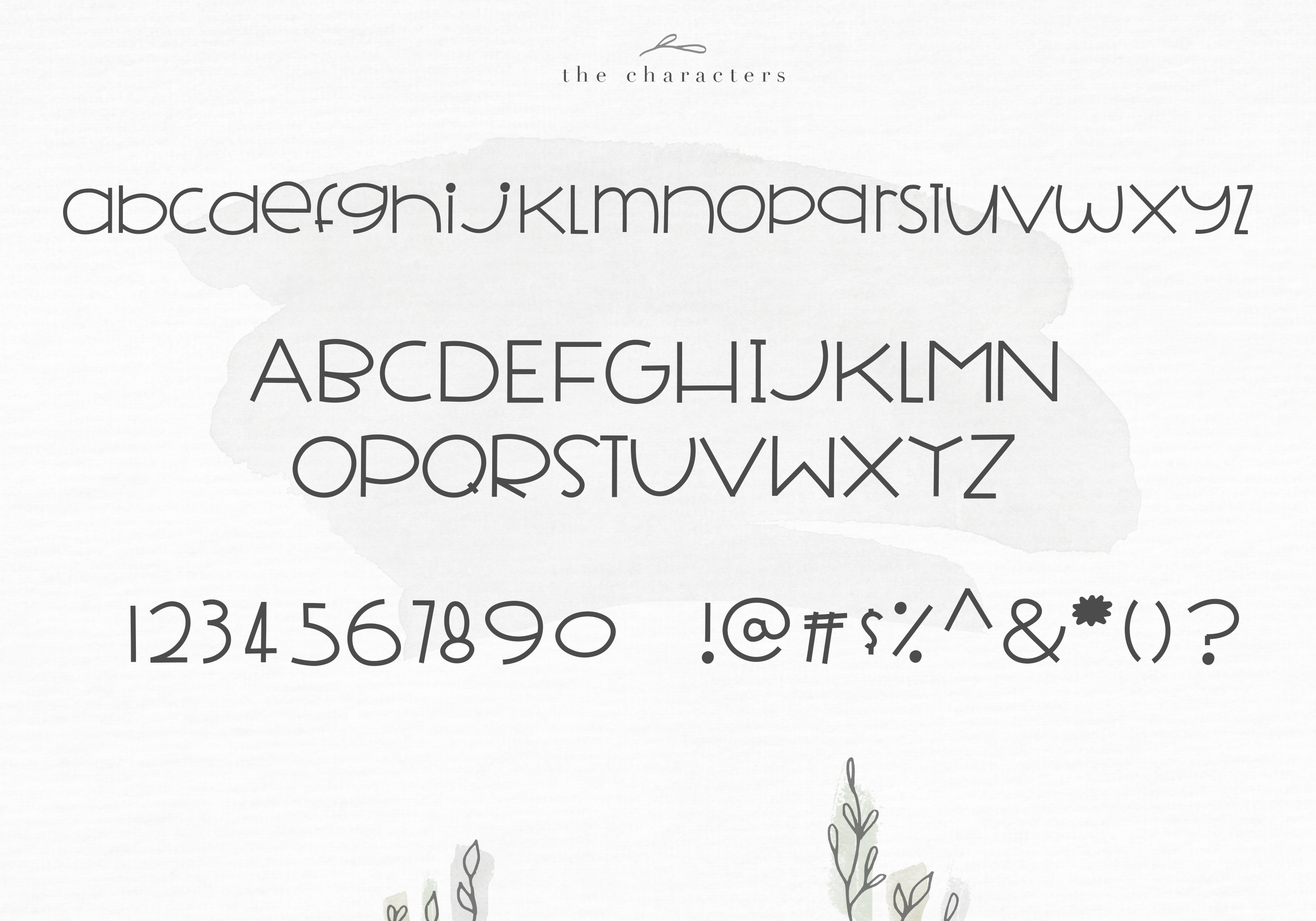 Farmhouse - A Bold Handwritten Font example image 10