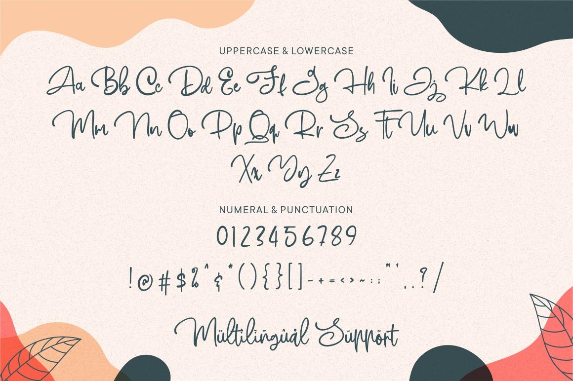 Australove - Modern Handwritten example image 13