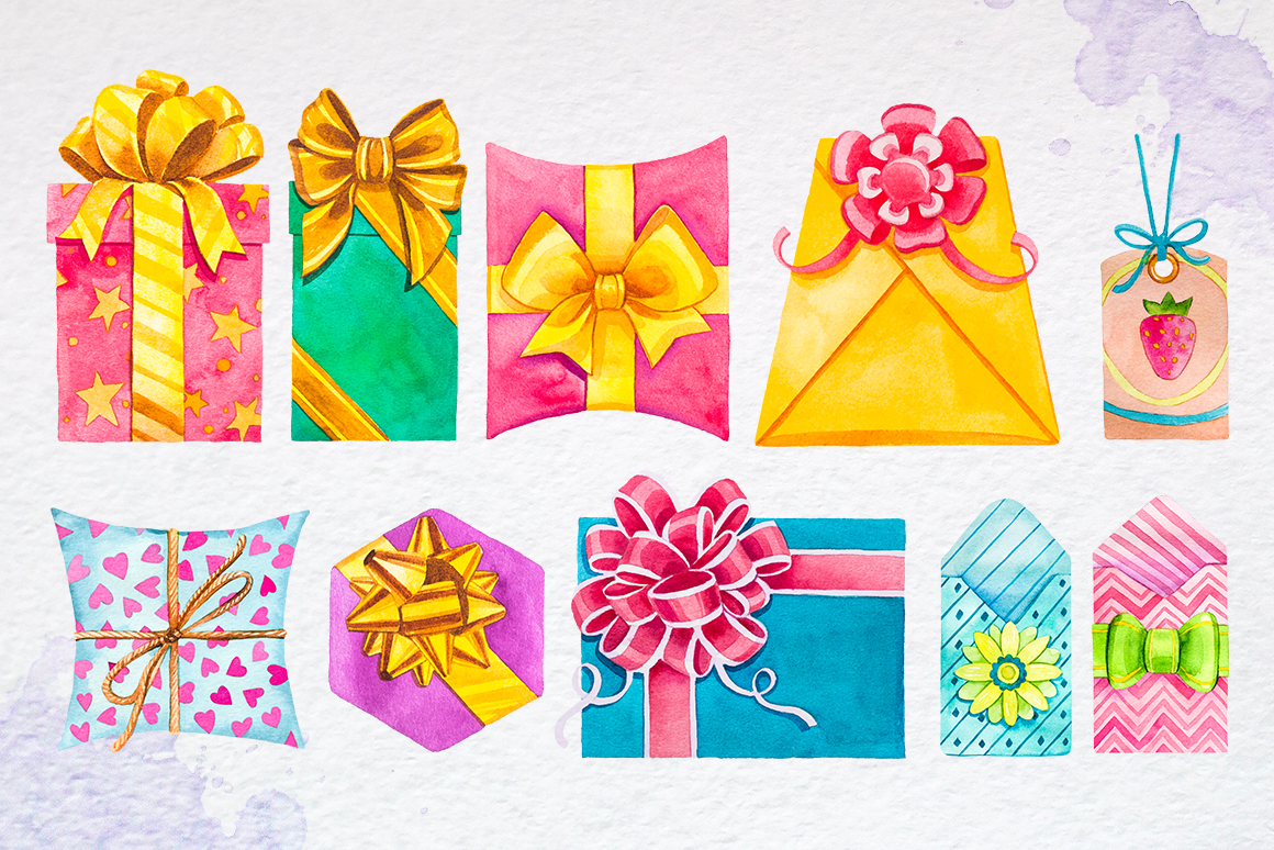 Gifts & Bows example image 4