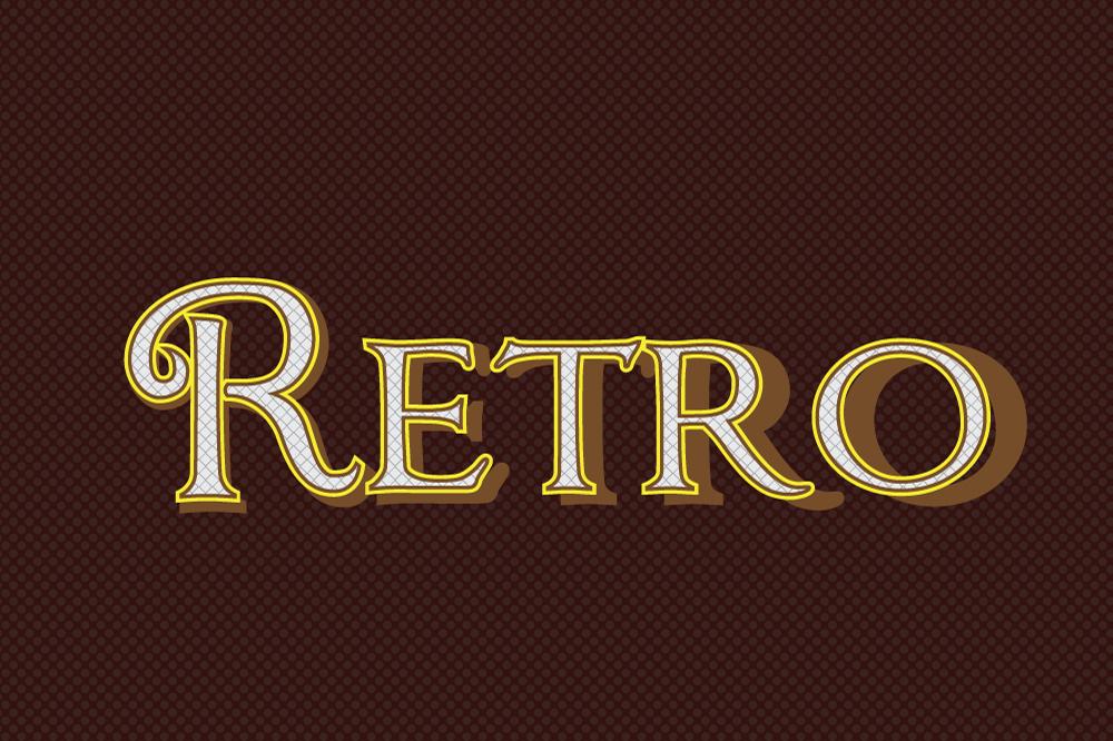 10 Retro Vintage Graphic Style for Adobe Illustrator example image 2