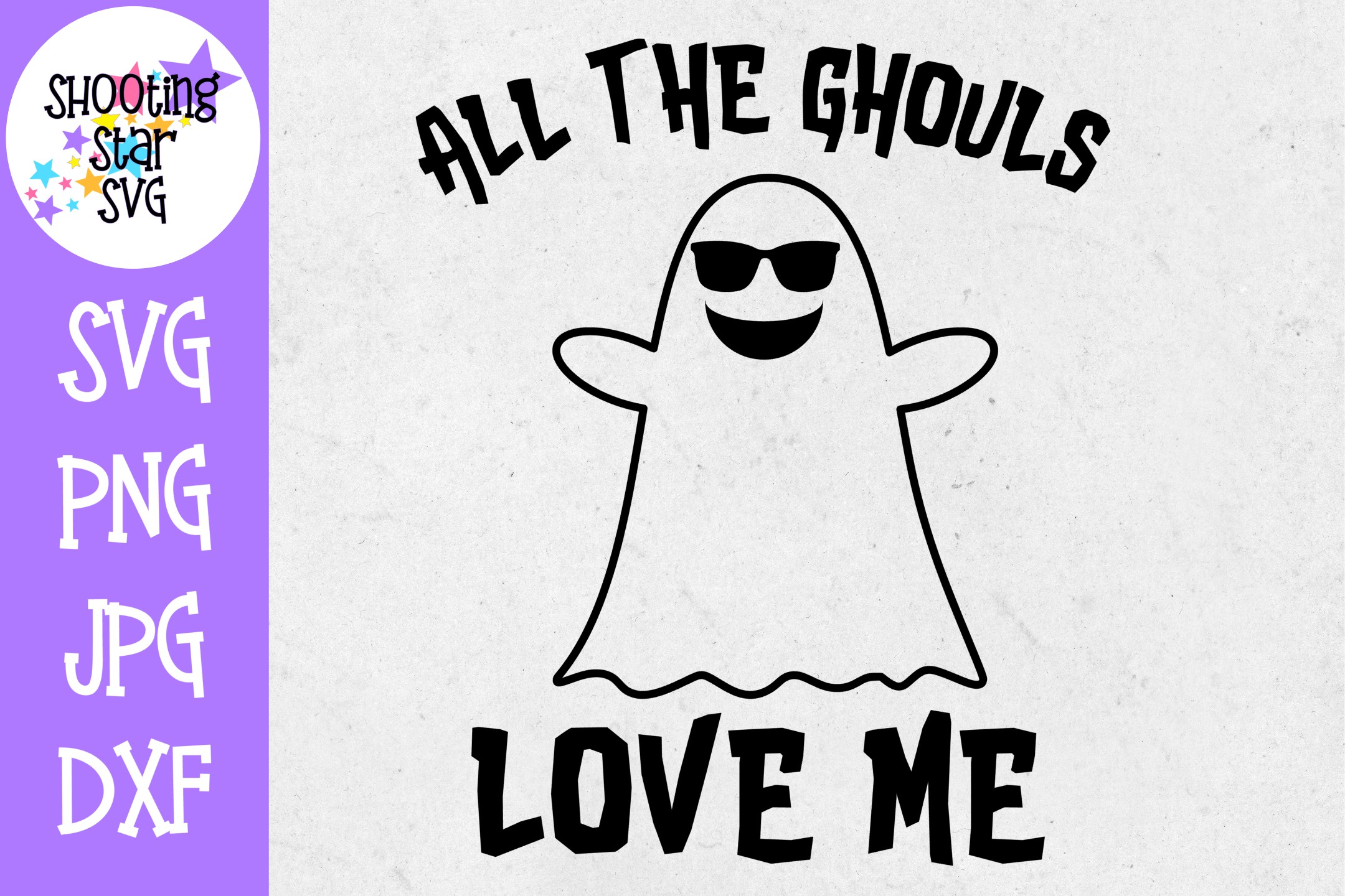 Download All the Ghouls Love me SVG - Halloween SVG (295174)   Cut ...