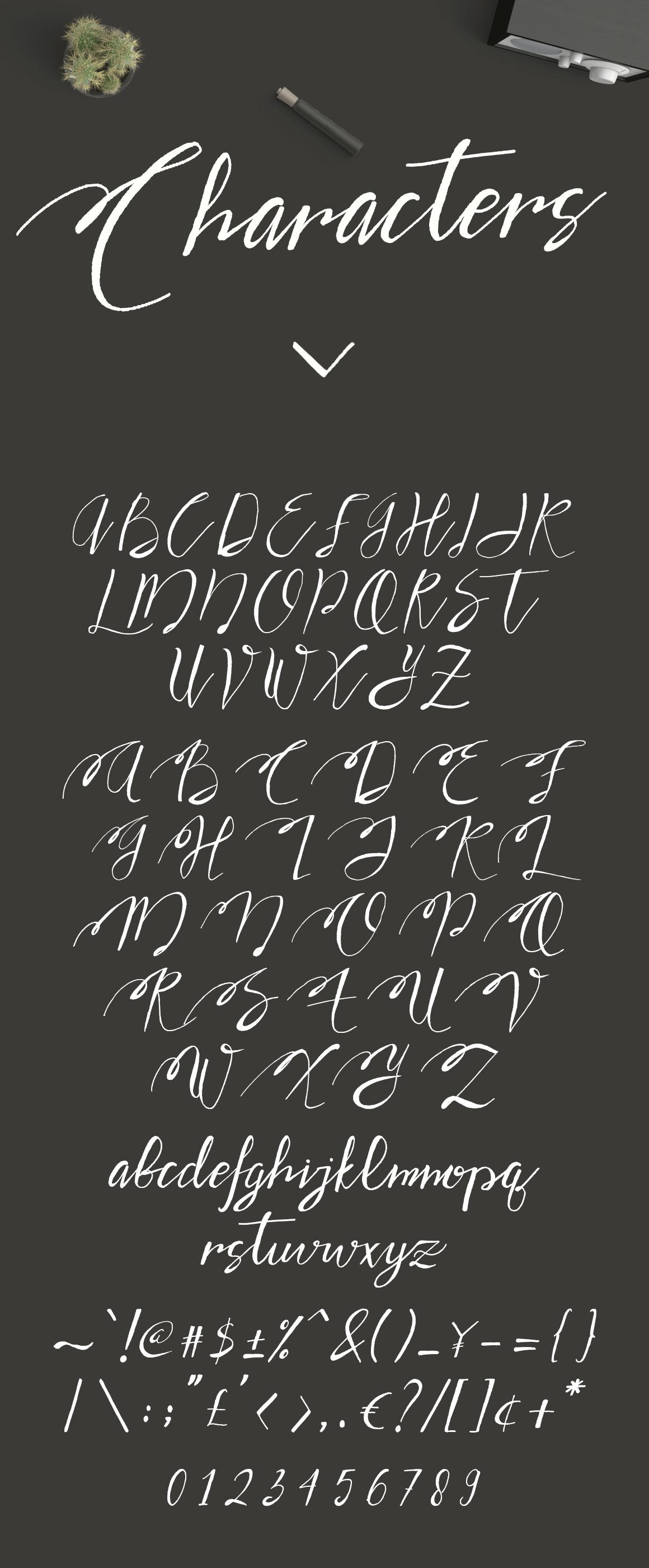 Kalista Typeface example image 5
