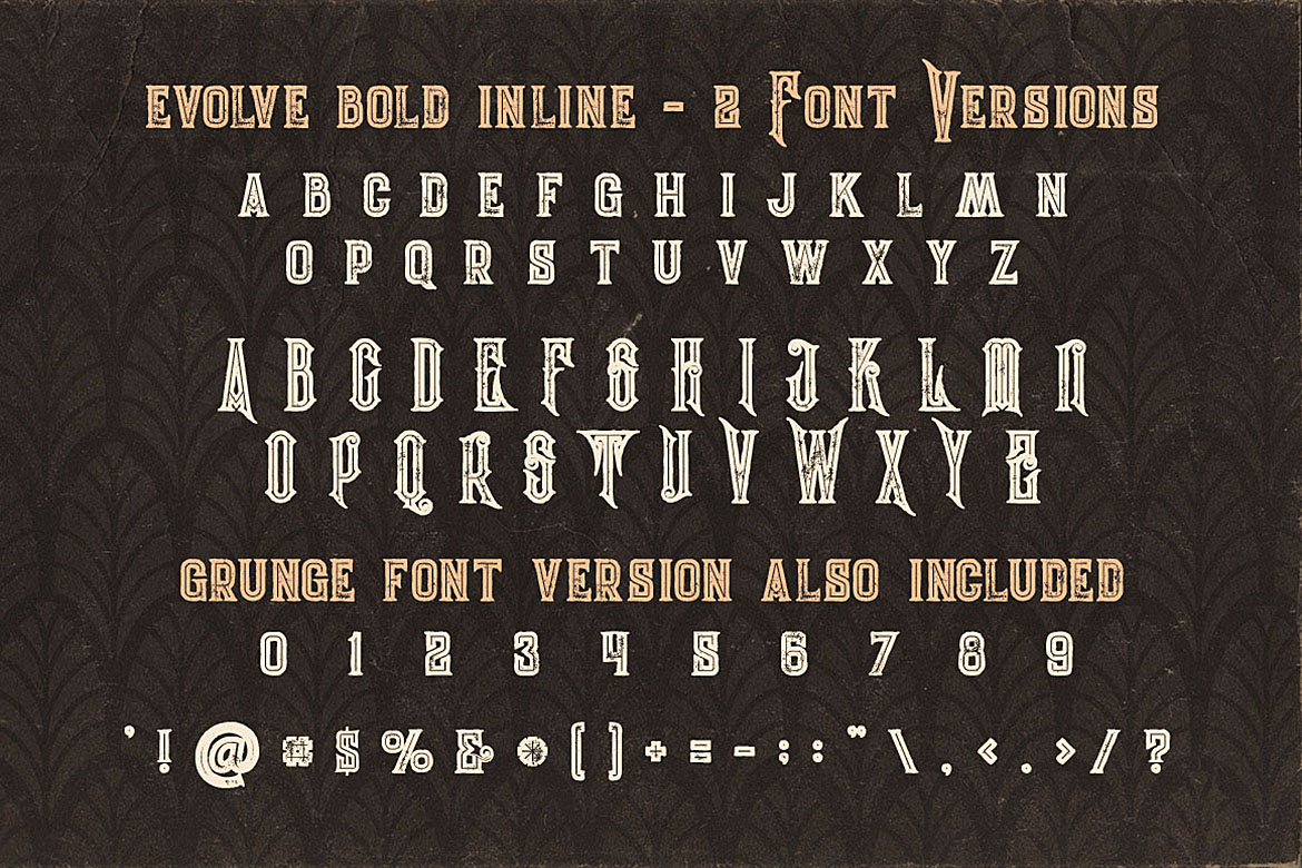 Cool Vintage Fonts example image 13
