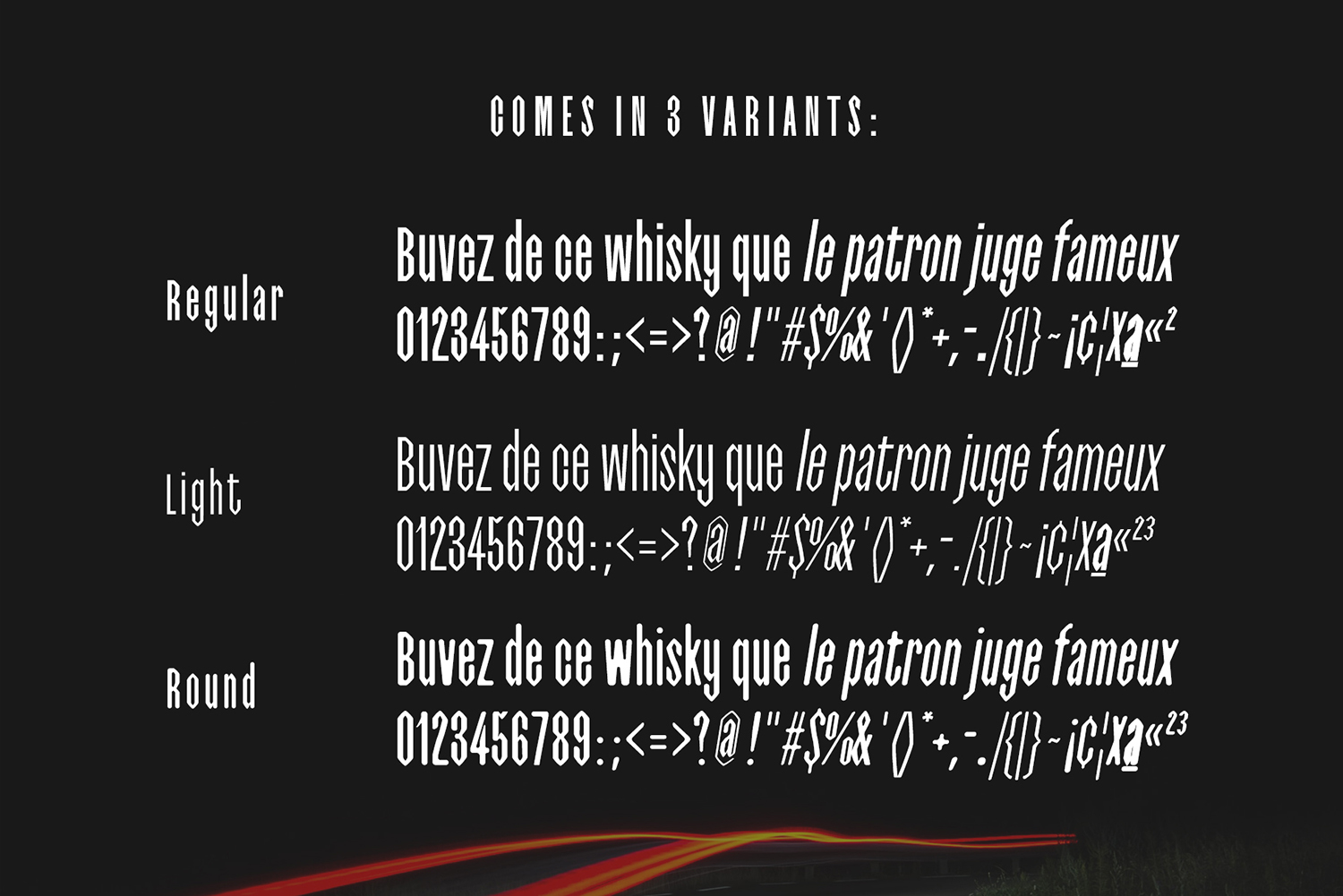 Isaac Display Font Family example image 6