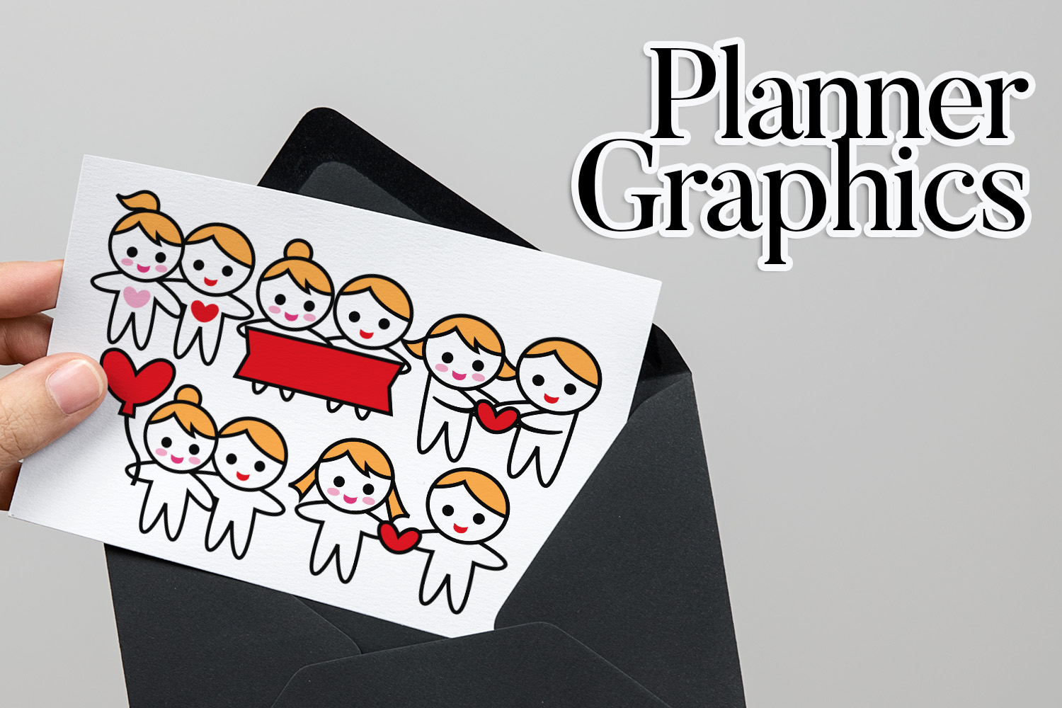 Holidays Bundle - Planner Graphic Illustrations example image 14