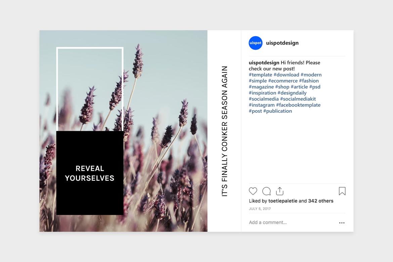 . Modern Social Media Kit Vol  3