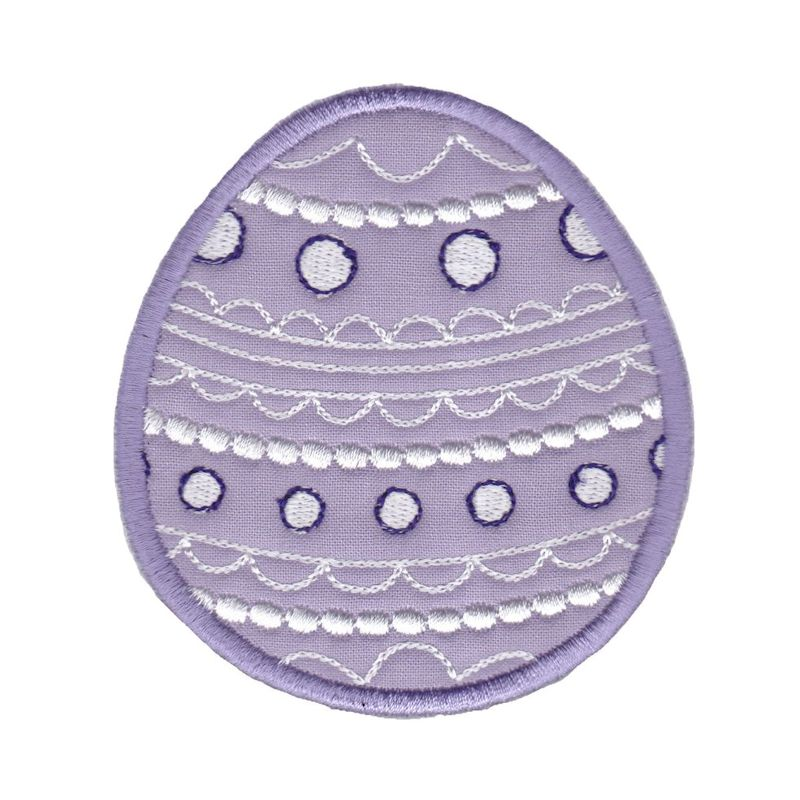 Easter Applique Too - 16 Machine Embroidery Designs example image 8