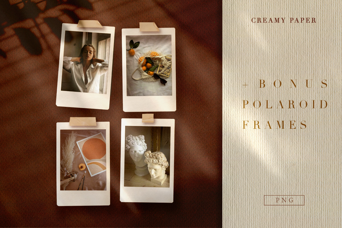 Creamy Paper Collection example image 8