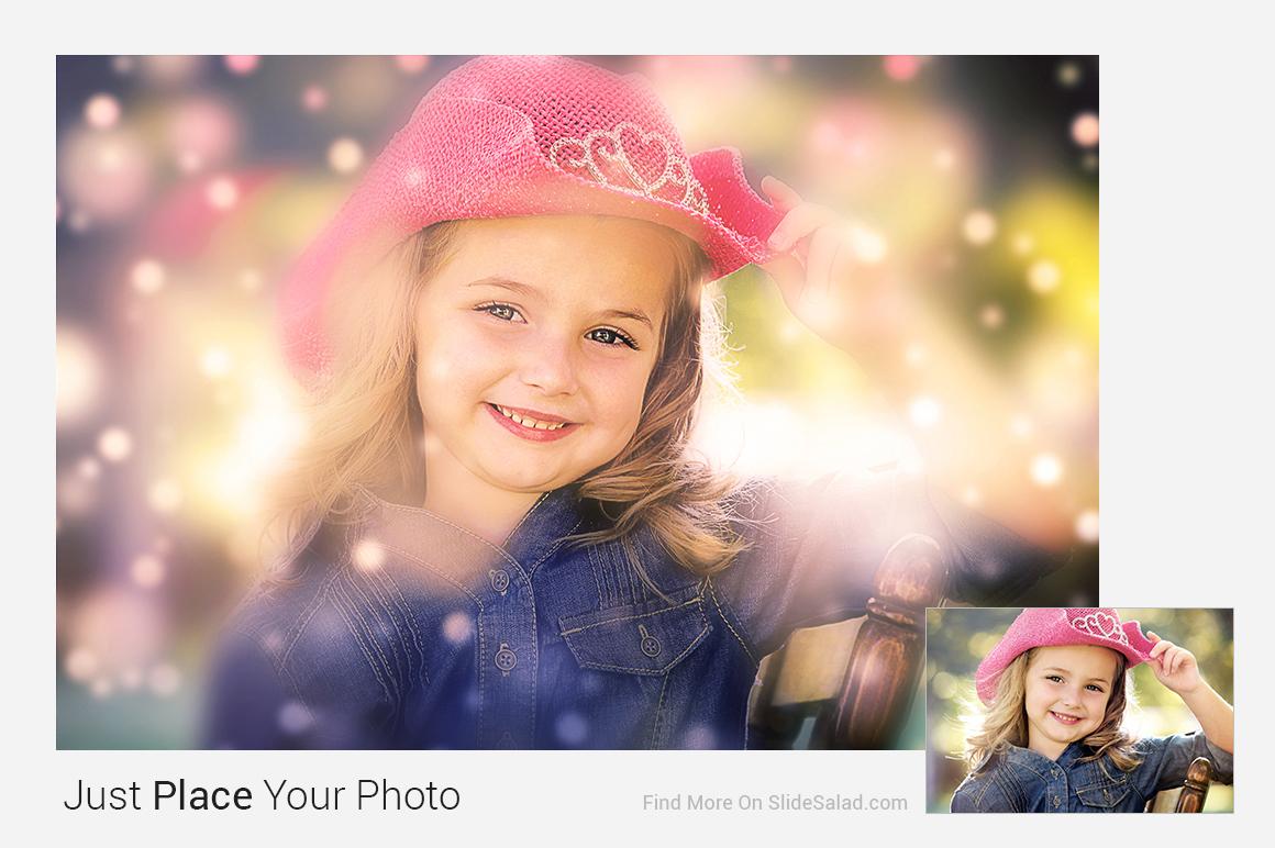 Soft Focus Photoshop Mock-ups example image 2