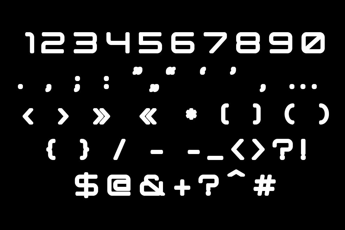 Faldano Font example image 4